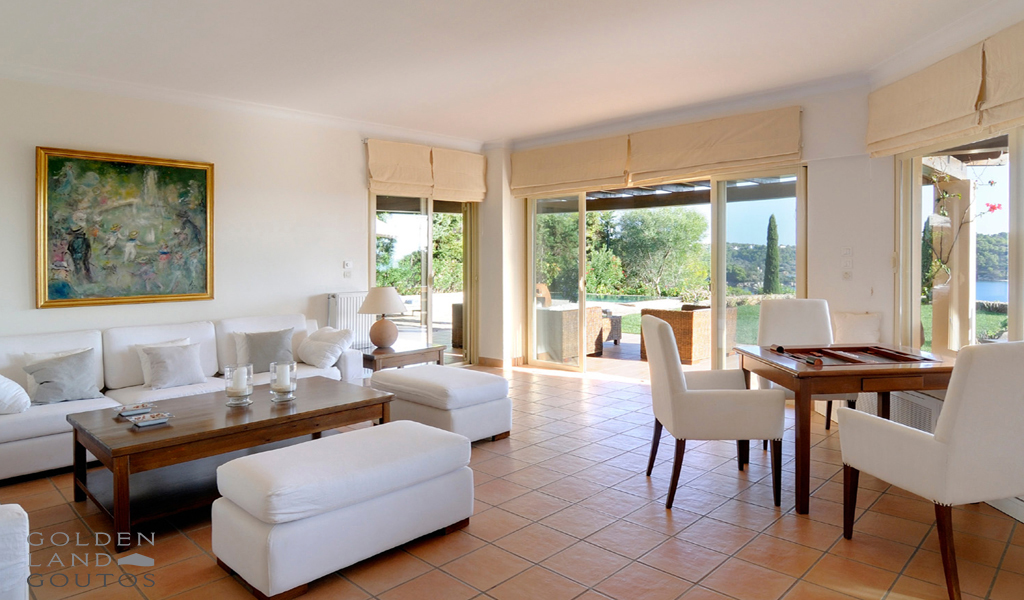 Villa Port with spectacular view of Spetses