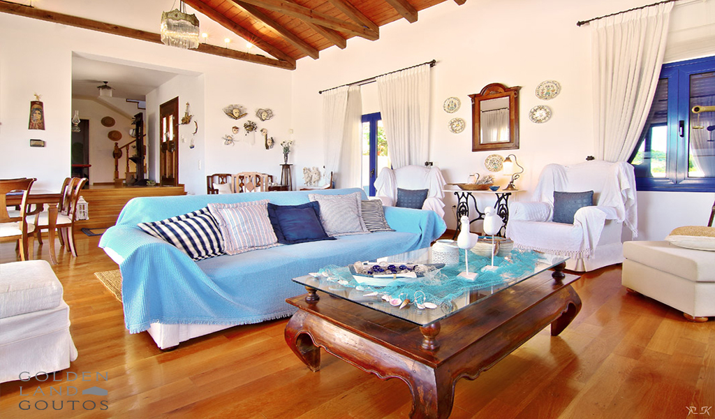 Private Villa Haris for rent in Porto heli Greece