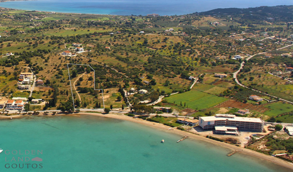 Seafront Plot of 16,000 sqm