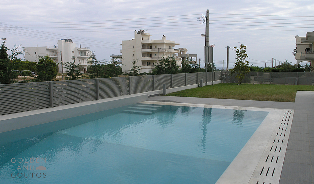 Newly built luxury properties in Glyfada golf area