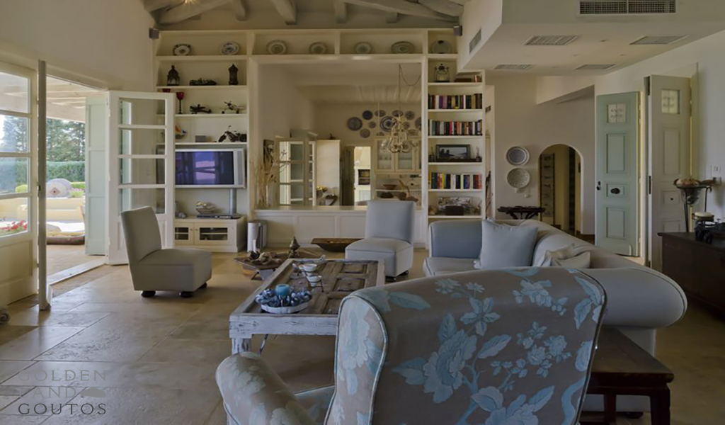 Villa Sardinia for those who seeking for relaxed family holidays