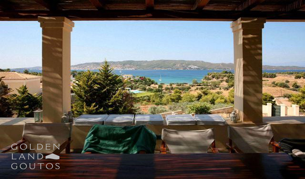 Villa Valentina in the area of Porto Heli