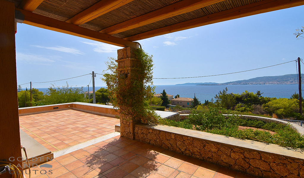 Villa Maria for sale in Porto Heli Greece
