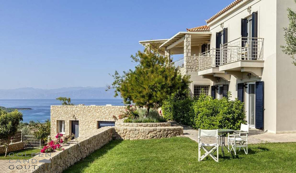 Villa Angelico blends nature and luxury