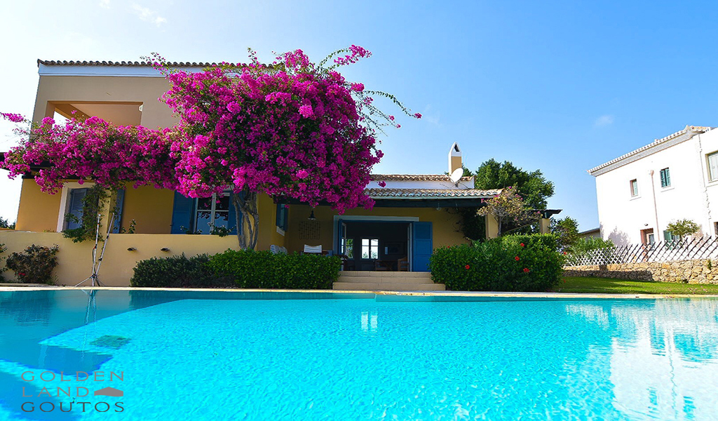 Luxury Villa Pop for rent in Saint Aimilianos
