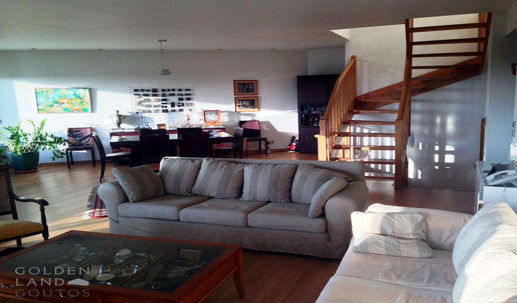 Penthouse in Glyfada for sale