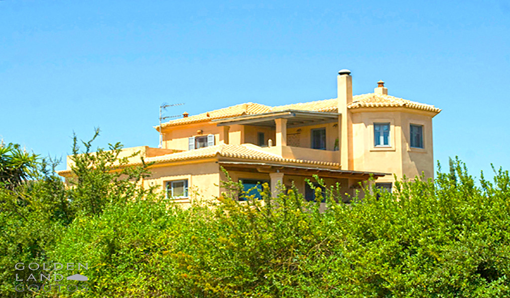 Villa Meadow for sale located close to beautiful Ermioni village