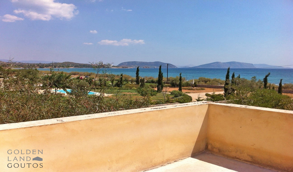 Semi finished Villa Designer situated in Petrothalassa