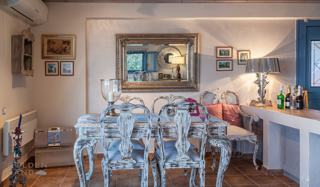 Maisonette Kathrin located at St Aimilianos