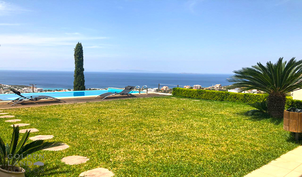 Exquisite Villa in Saronida
