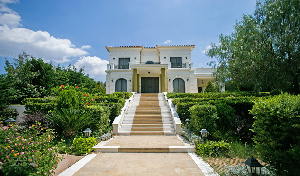 Unique Villa in Vari
