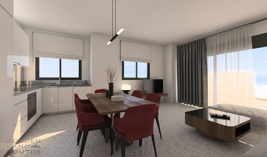 Newly built Apartments in Glyfada