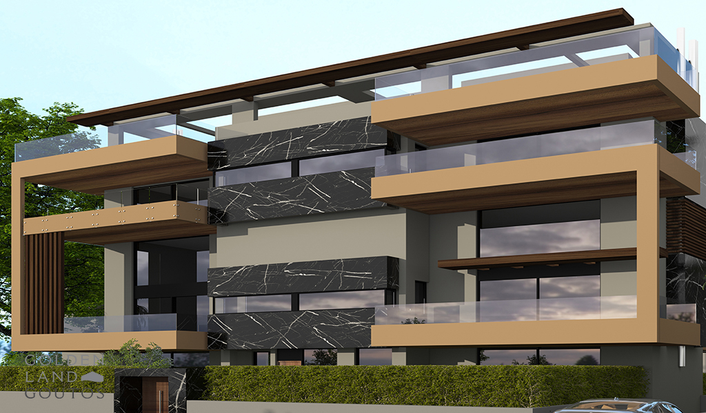 Luxurious Apartments in Glyfada center