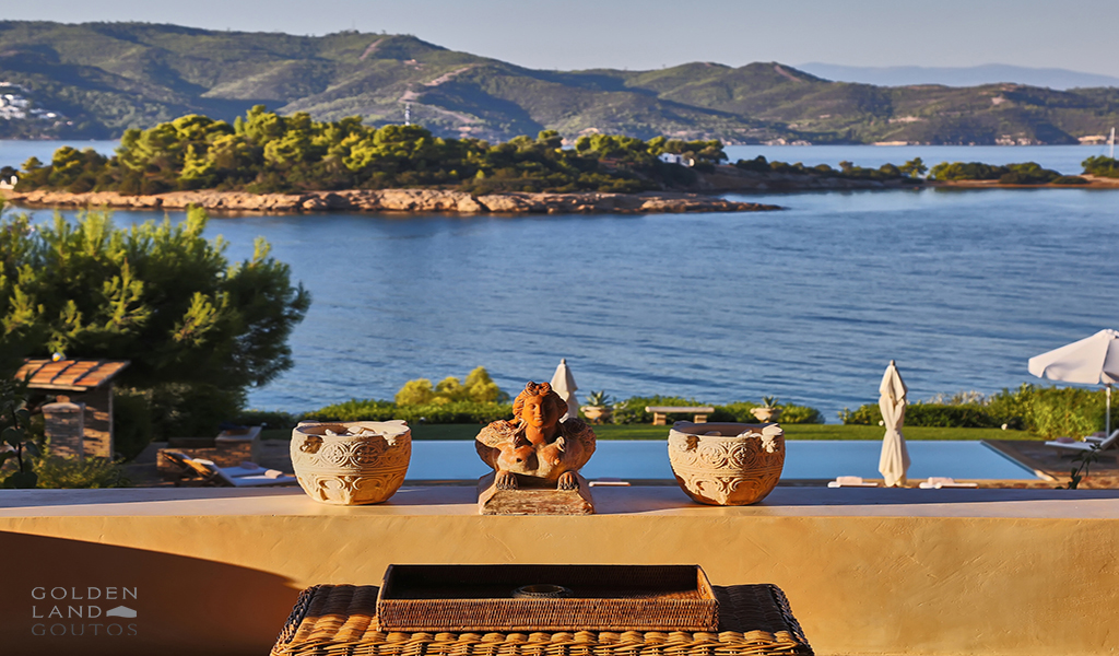 Villa Saint Tropez a Seaview property for rent