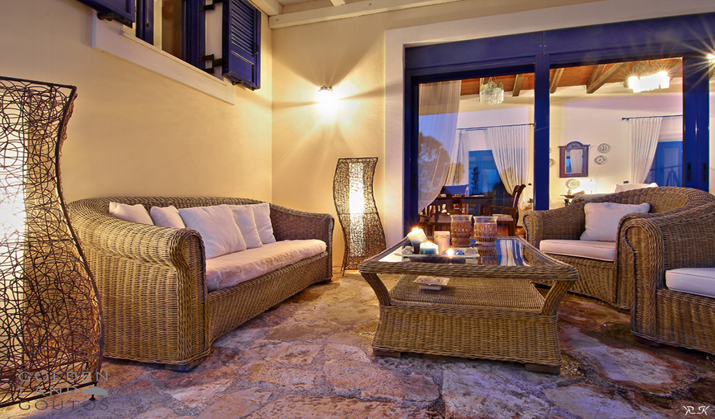 Private Villa Haris for rent in Porto heli Greece