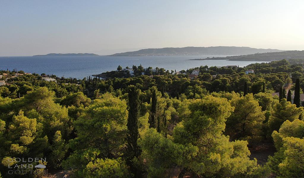 Hilltop plot of Land of 2,000 sqm