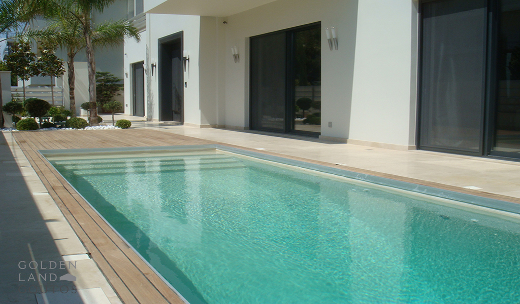 Luxurious Villa in Voula with private pool