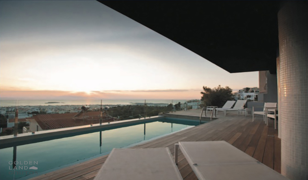 MODERN VILLA FOR SALE WITH AMAZING VIEW