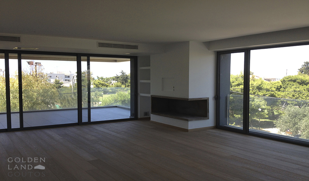 Newly build maisonette in Elliniko