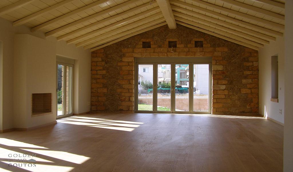 Unique villa in Varkiza