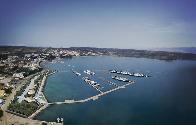Two marina projects in Porto Heli and Ermioni are scheduled to enter operation in 2017 and 2018