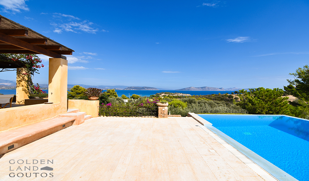 Villa Alex Beauty and Serenity of nature in Porto Heli Greece
