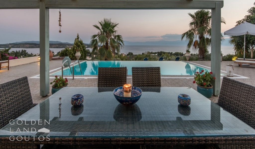 Villa Carolina for sale and rent - in Porto Heli, Greece