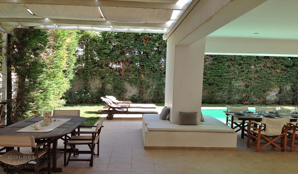 Private House in Voula in Southern Suburbs of Athens