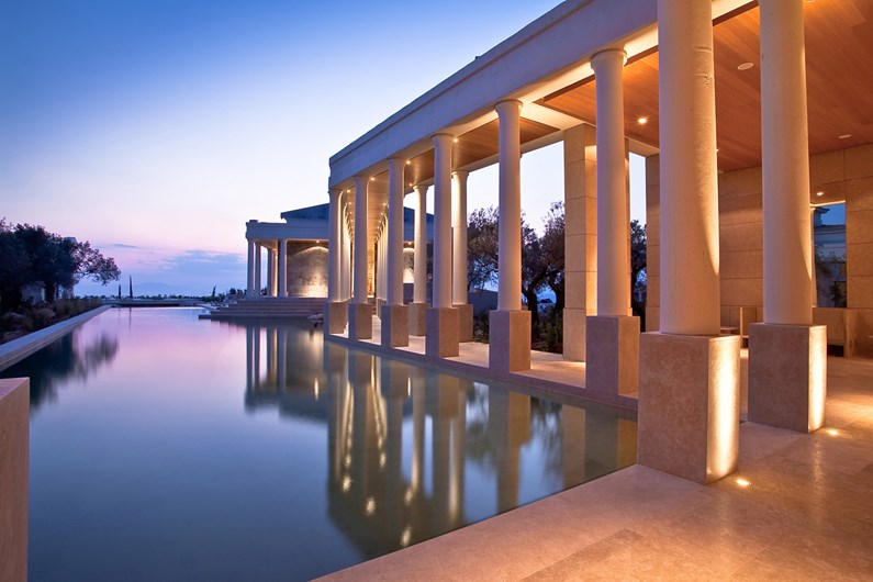 Luxury Villa Amanzoe