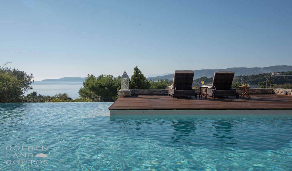 Exclusive Villa Emilia in the location of Porto Heli