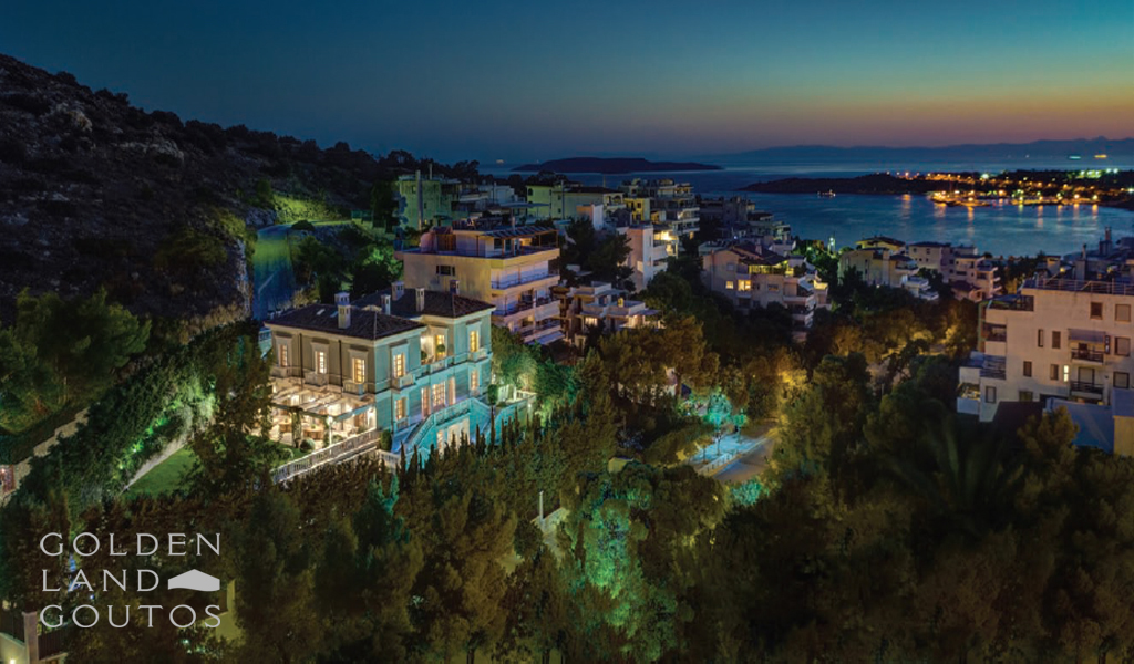Exquisite Villa in Vouliagmeni Greece