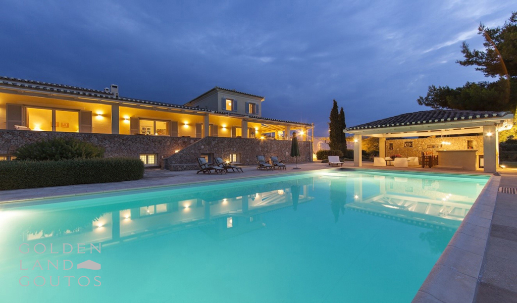 Luxury Villa Irene
