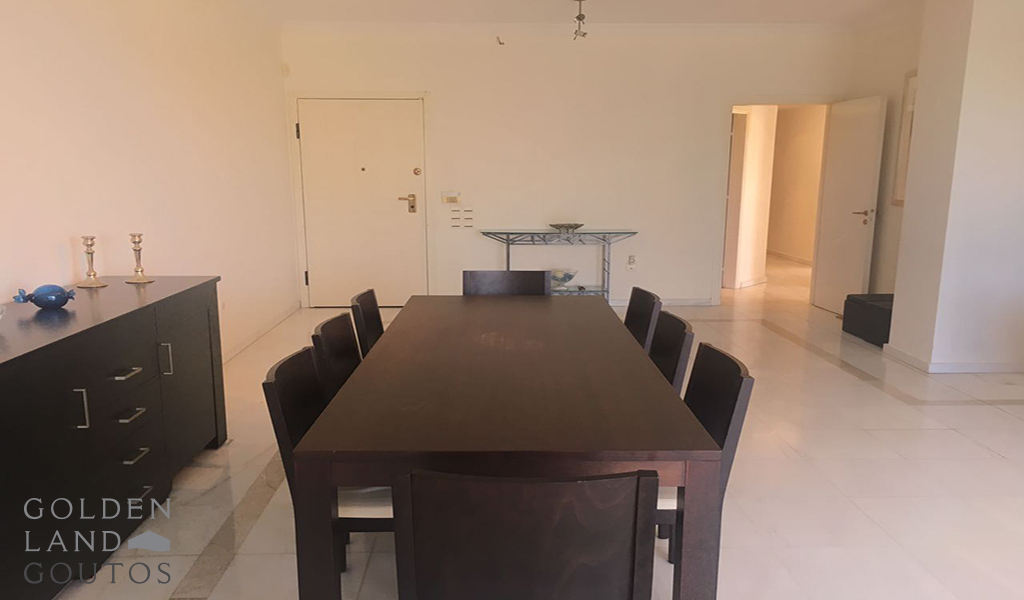 Furnished apartment in Voula of 145 sqm