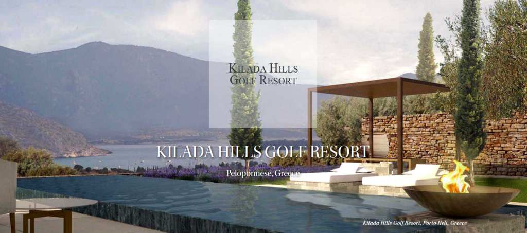 Koilada Hills Luxury golf resort