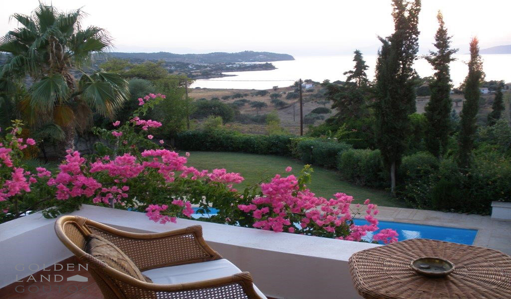 Detached House At Porto Heli