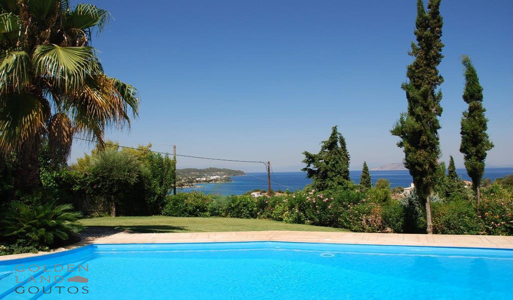 Detached House At Lakkes Porto Heli
