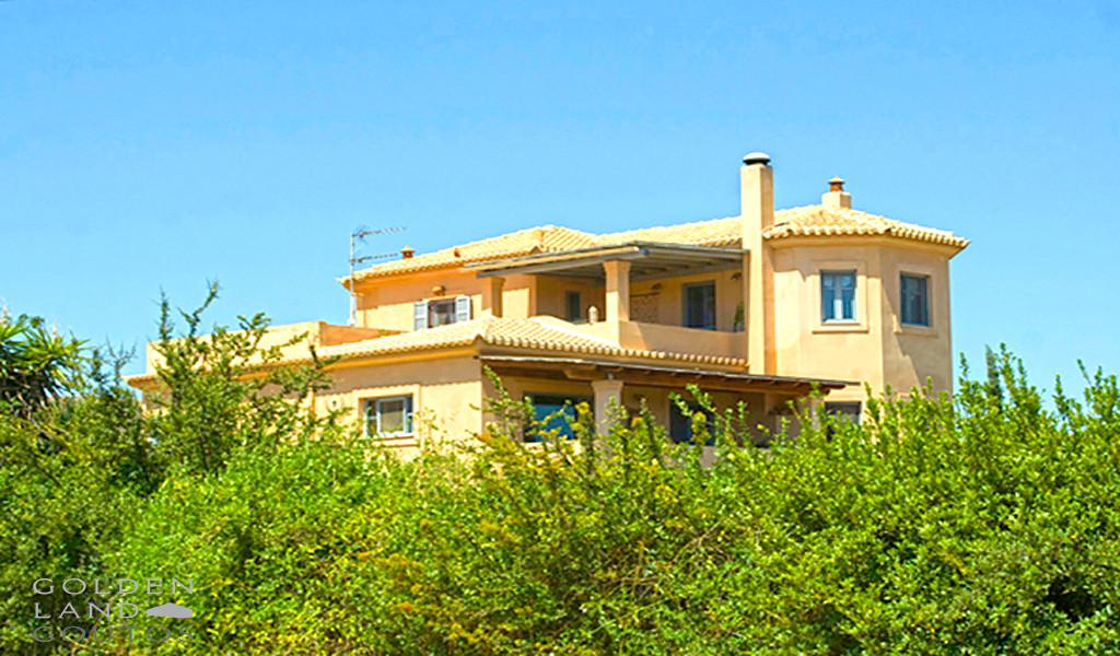 Villa Meadow for sale located close to beautiful Ermioni village