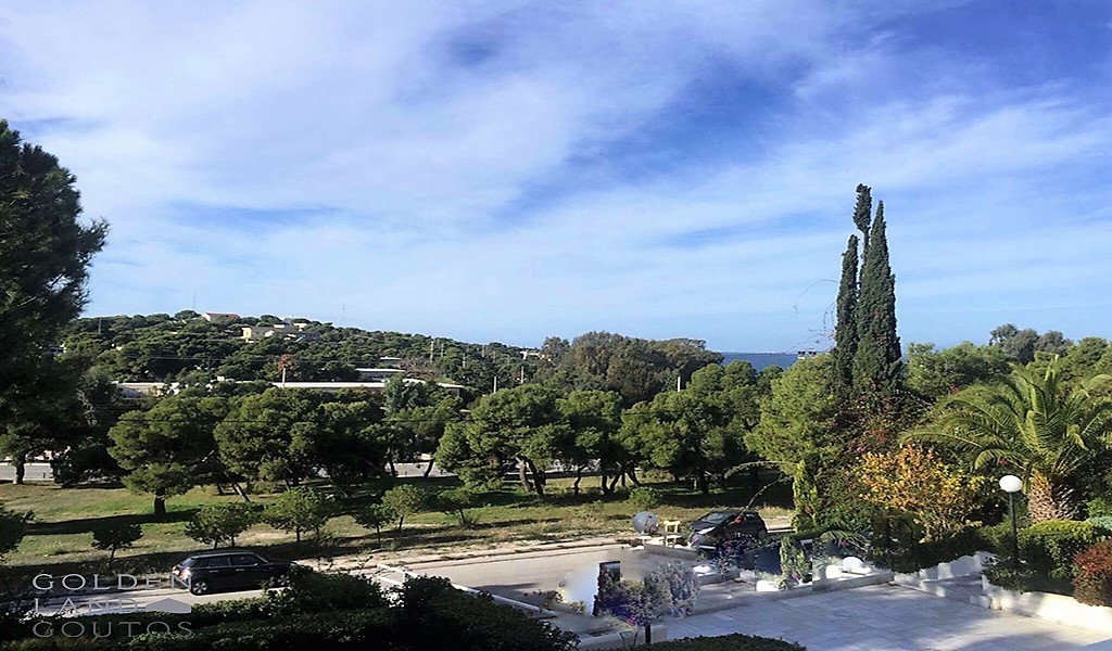 Unique Furnished Apartment in Vouliagmeni (Kavouri)