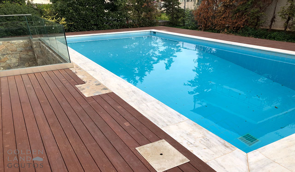 Amazing Maisonette in Voula with a private pool