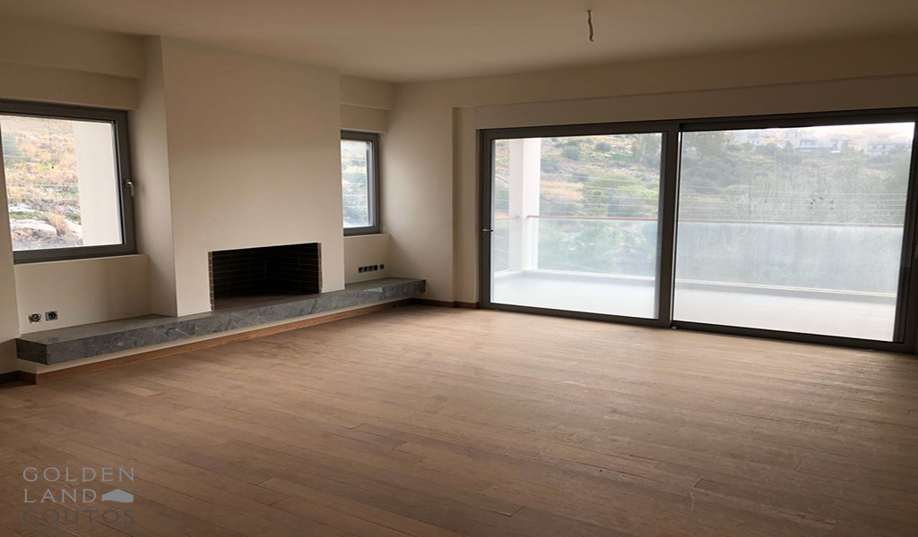 Newly built apartments with view in Glyfada