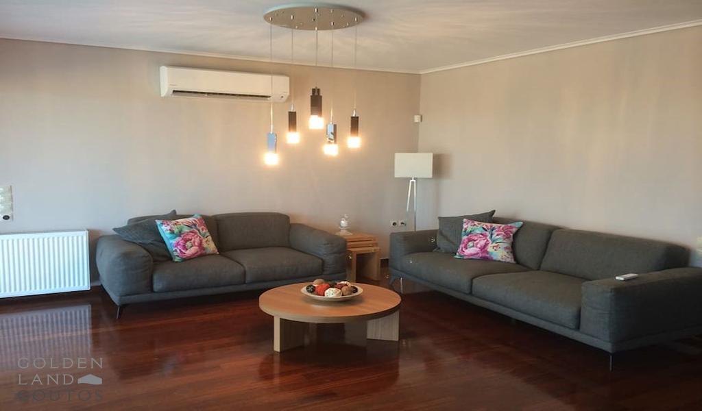 Renovated furnished Apartment in Kavouri Vouliagmeni