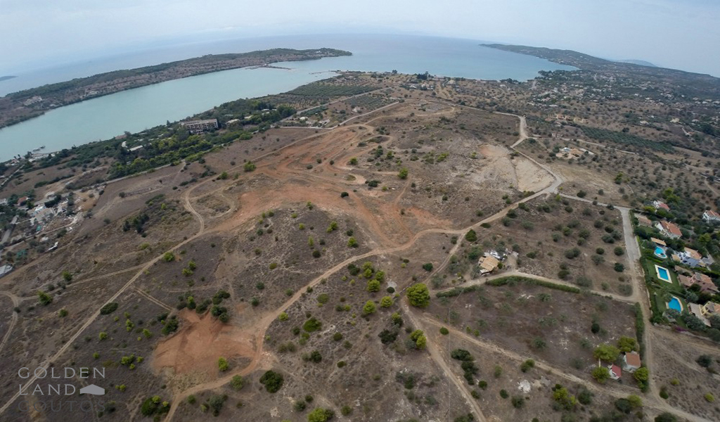 Ververonta Project with Airfield and Golf vision