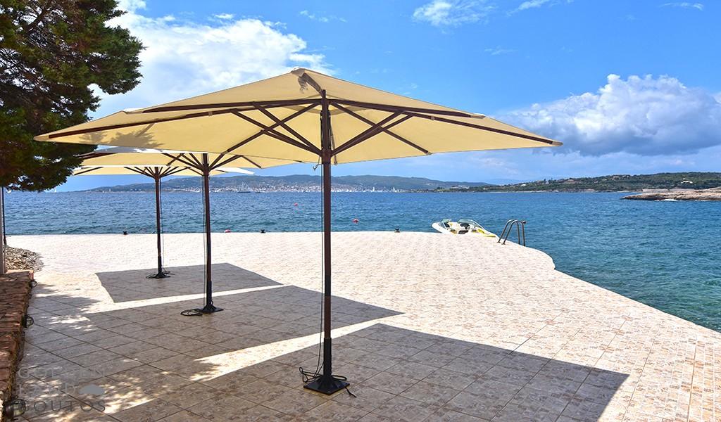 Elegant Seafront Villa Fortuna for sale