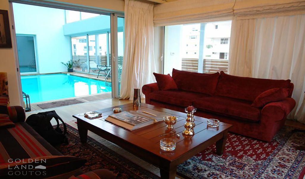 Μinimal Pent- house Maisonette in Glyfada