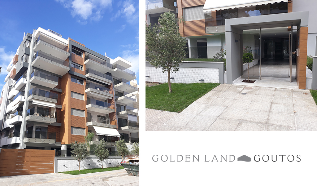 Newly built properties in the center of Glyfada