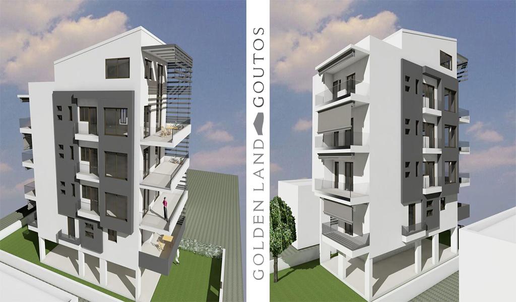 New development in Glyfada