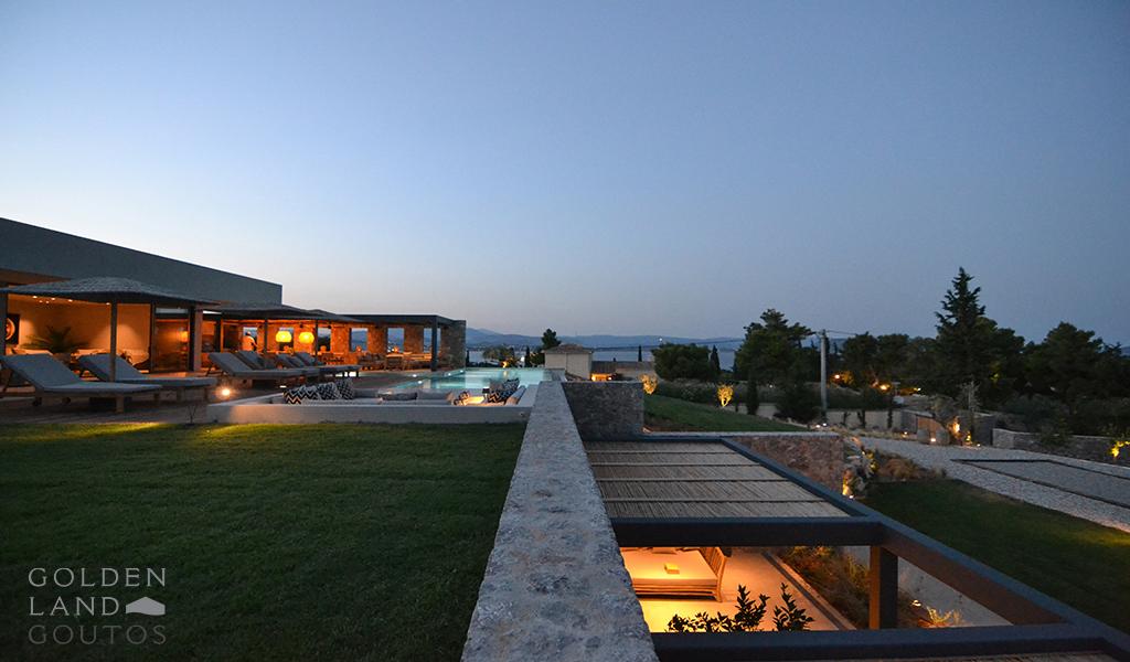 Villa Idylle in the area of Kounoupi