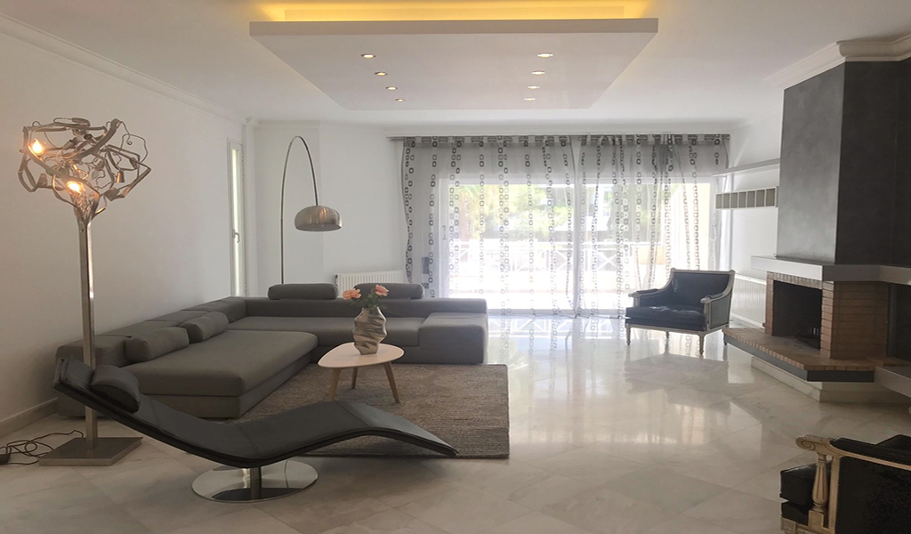 Furnished Maisonette in the center of Glyfada