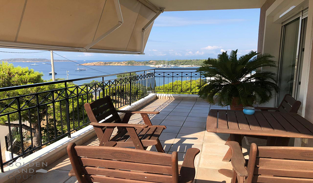 Exquisite Maisonette in Vouliagmeni