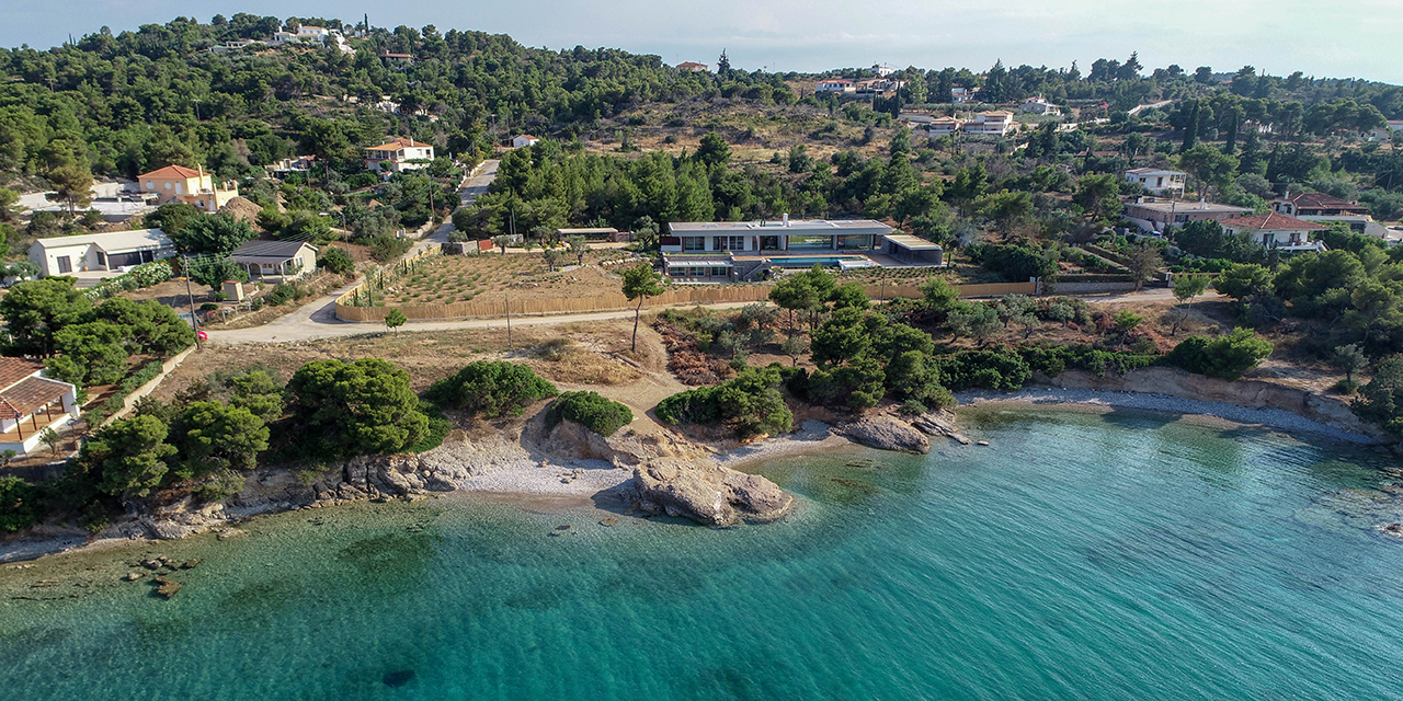 Luxury Villas in Porto Helli